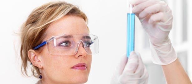 Candida-Testing